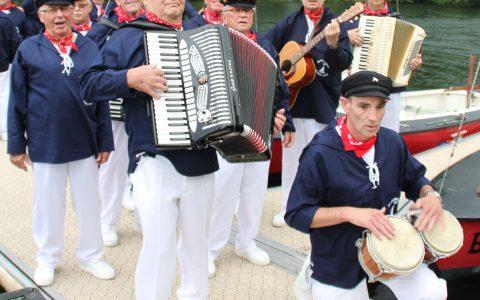 Shantychor Musiker 1
